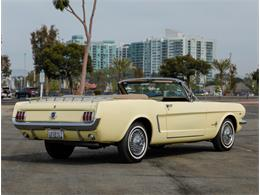 Picture of Classic 1965 Mustang located in Marina Del Rey California Offered by Chequered Flag International - PR18