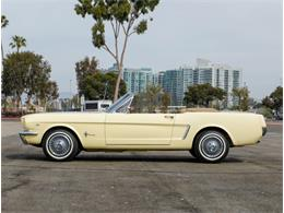 Picture of '65 Ford Mustang - $38,500.00 Offered by Chequered Flag International - PR18