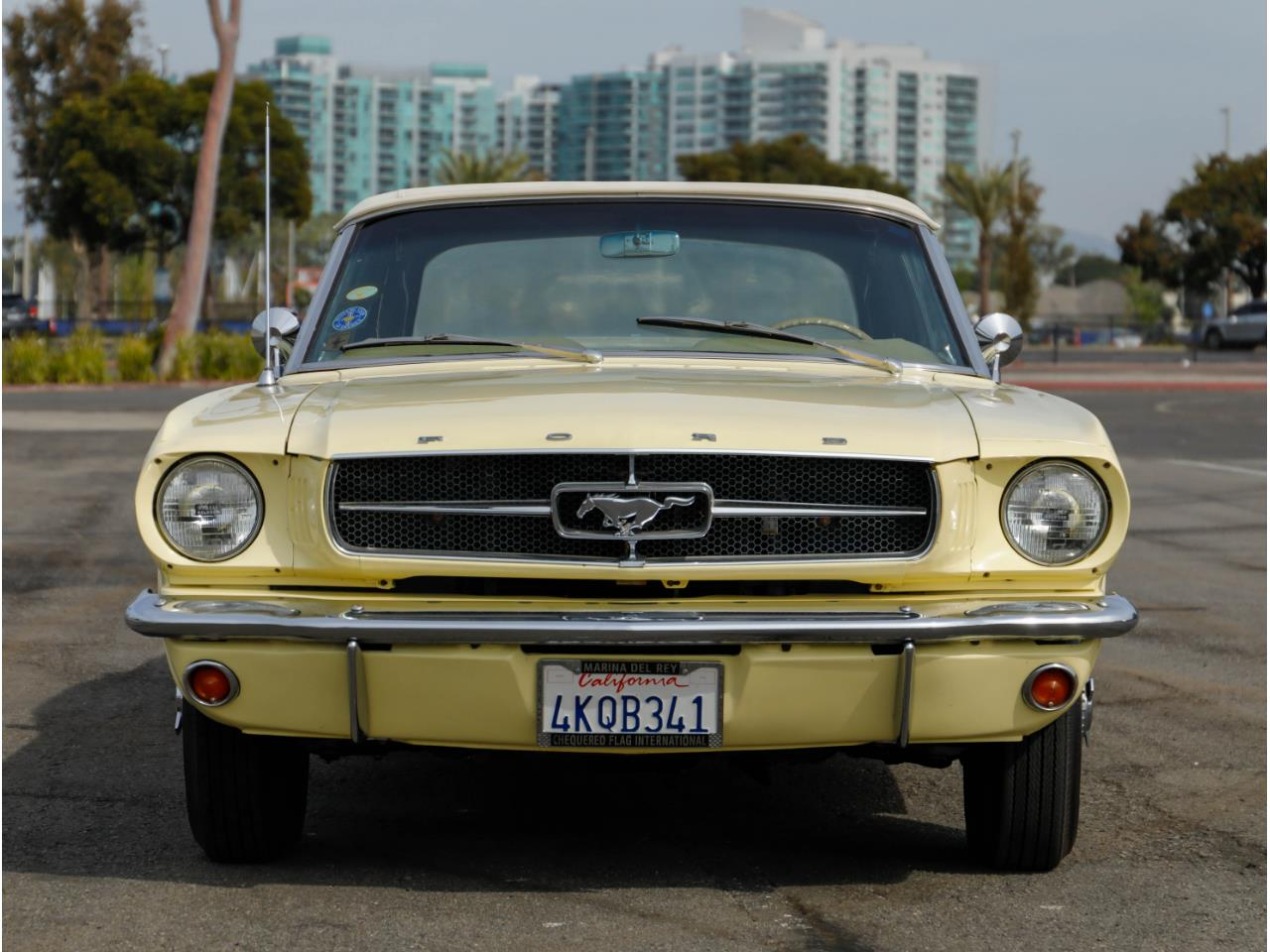 Large Picture of Classic 1965 Ford Mustang located in California - $38,500.00 - PR18