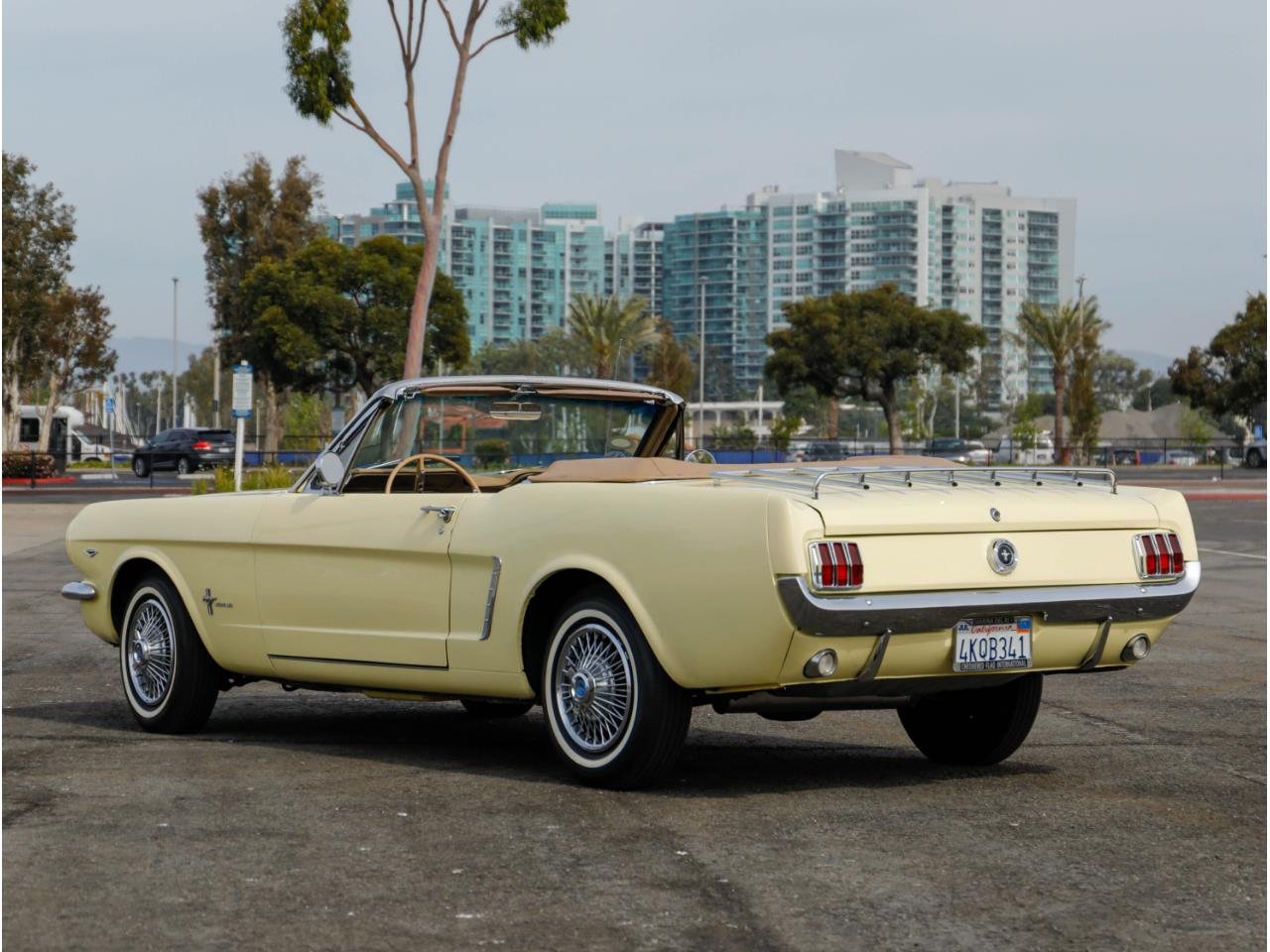 Large Picture of 1965 Mustang located in California - $38,500.00 - PR18