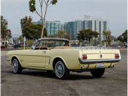Picture of Classic '65 Ford Mustang located in Marina Del Rey California - $38,500.00 Offered by Chequered Flag International - PR18