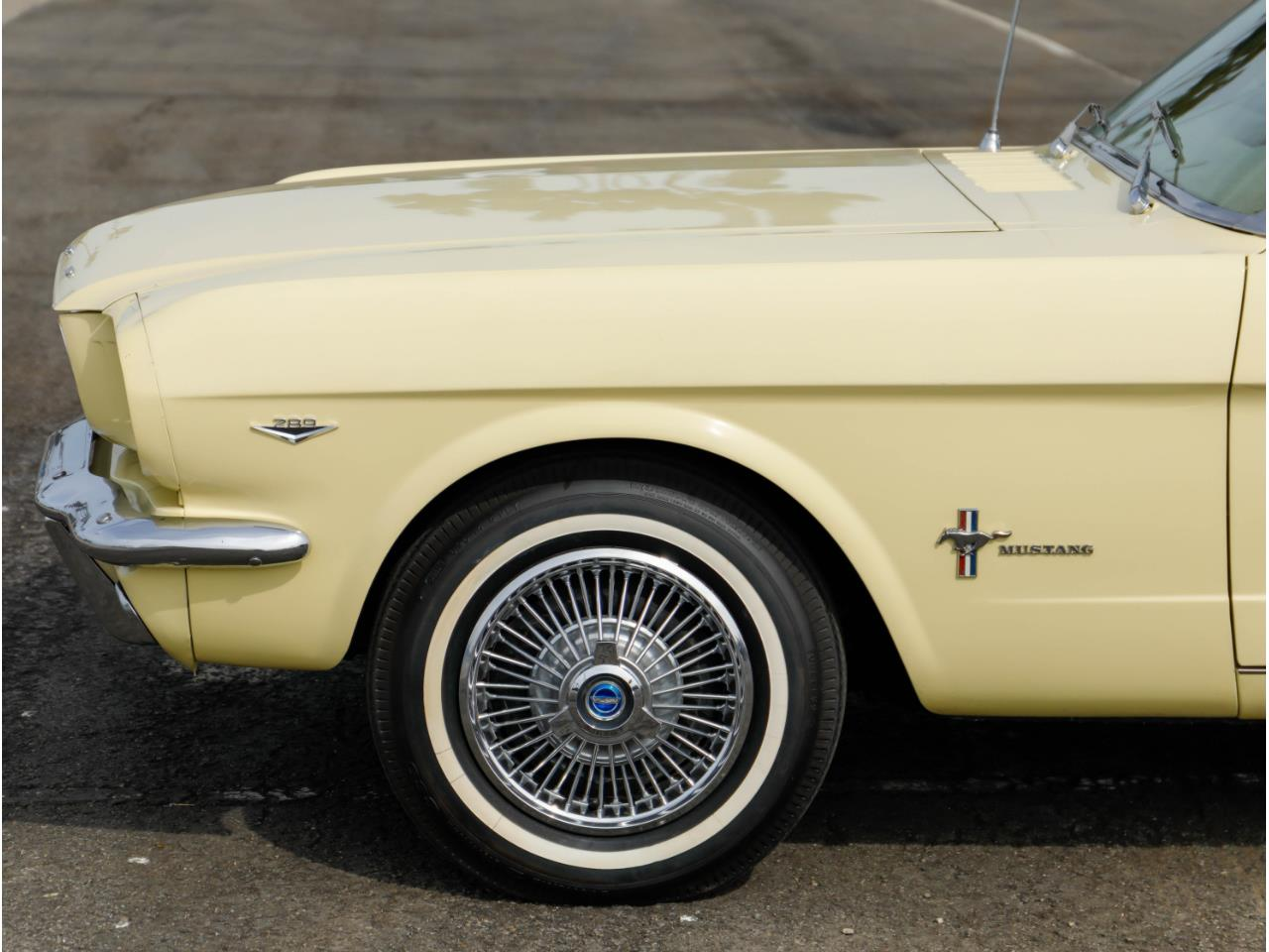 Large Picture of 1965 Mustang located in California - $38,500.00 Offered by Chequered Flag International - PR18