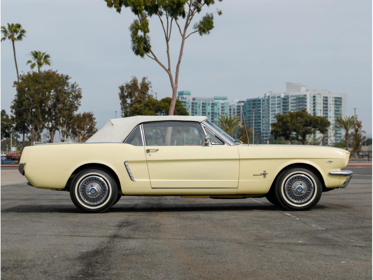 Large Picture of Classic '65 Mustang located in Marina Del Rey California - $38,500.00 - PR18
