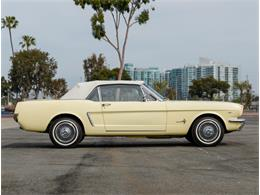 Picture of 1965 Ford Mustang located in Marina Del Rey California - $38,500.00 Offered by Chequered Flag International - PR18