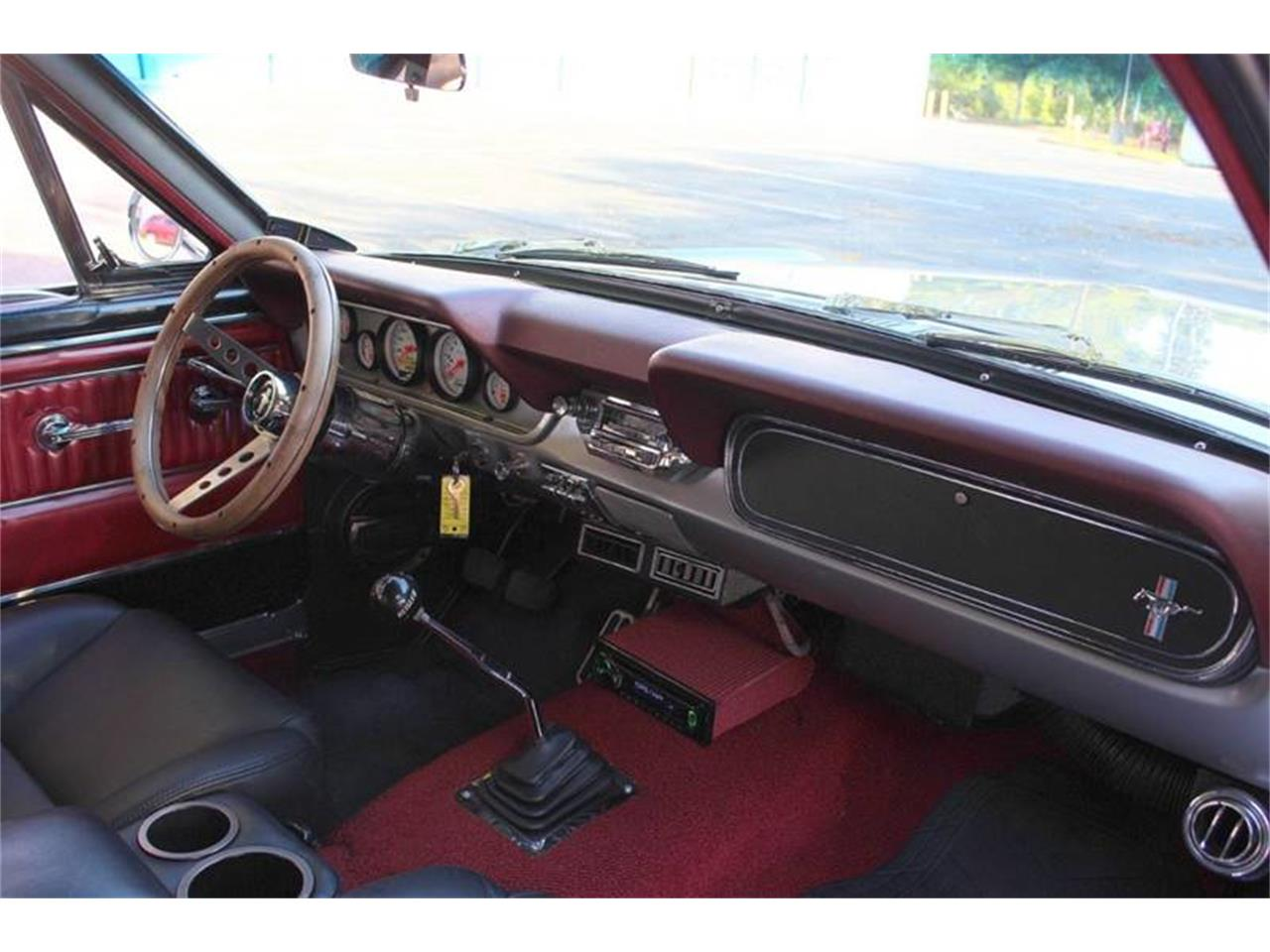 Large Picture of '65 Mustang - PR1A
