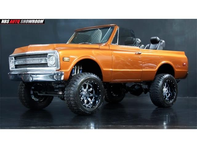 Picture of 1970 Chevrolet Blazer located in Milpitas California - $55,250.00 Offered by  - PR1D