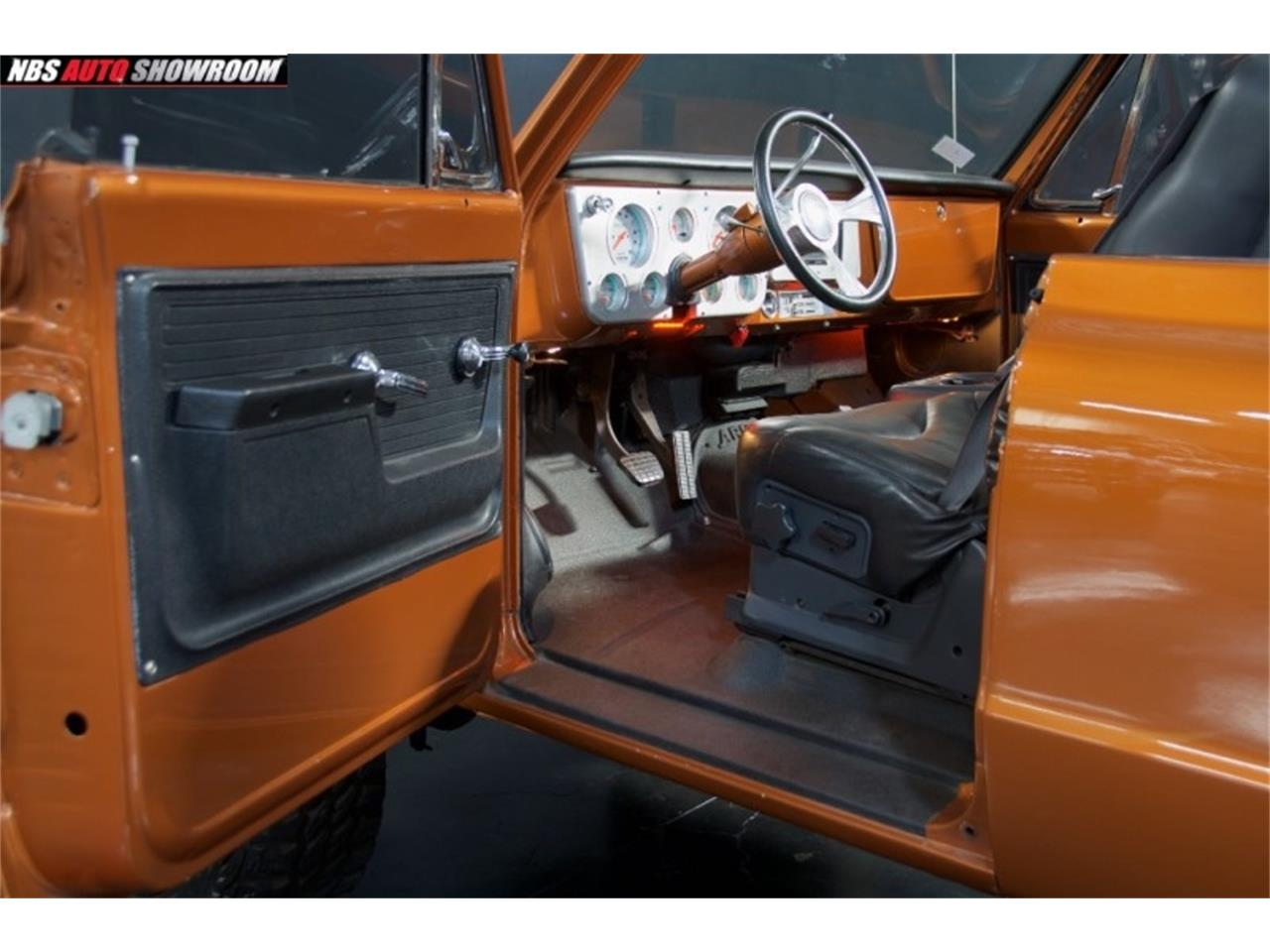 Large Picture of Classic 1970 Blazer located in Milpitas California Offered by NBS Auto Showroom - PR1D