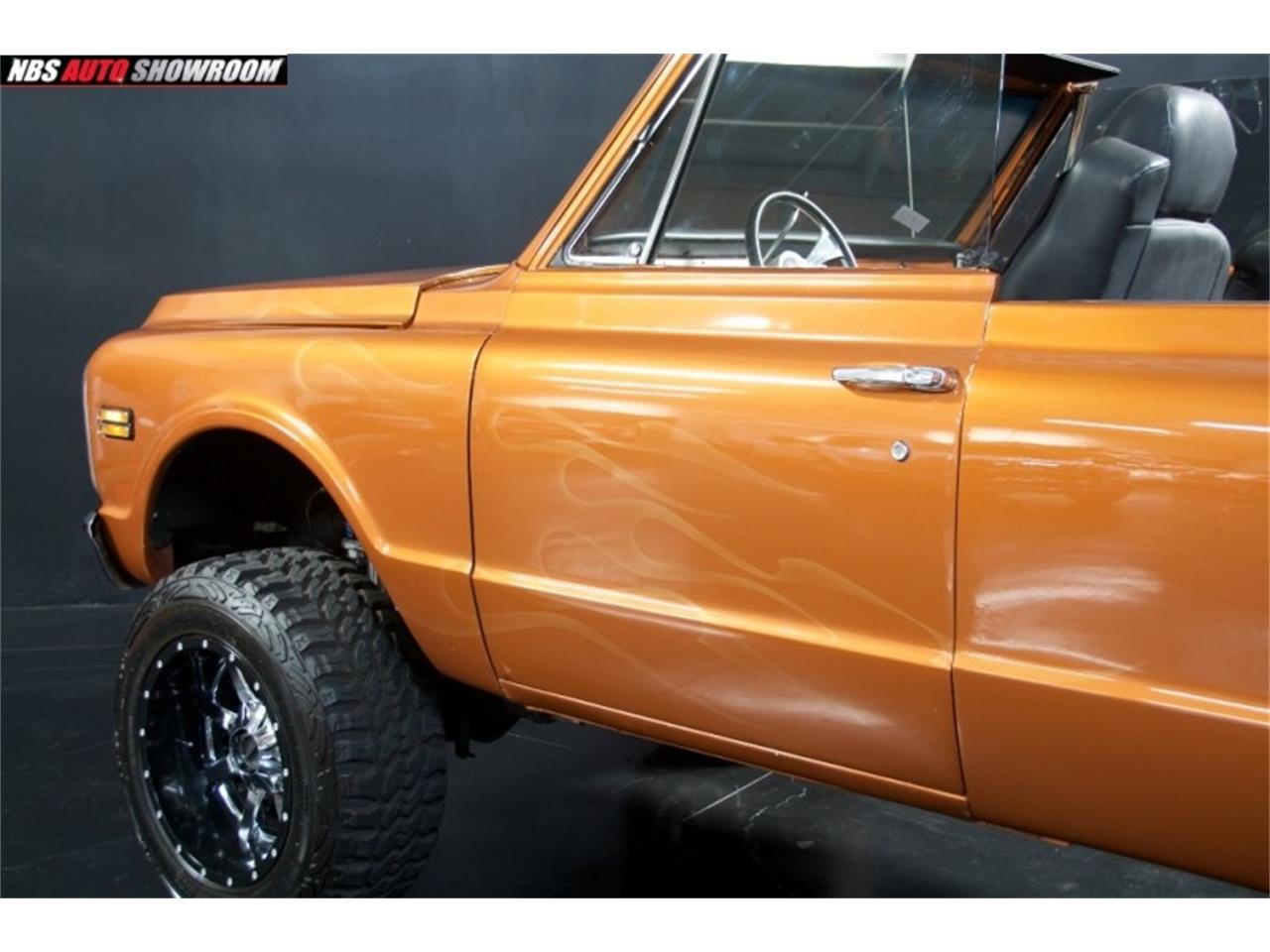 Large Picture of '70 Blazer located in Milpitas California Offered by NBS Auto Showroom - PR1D