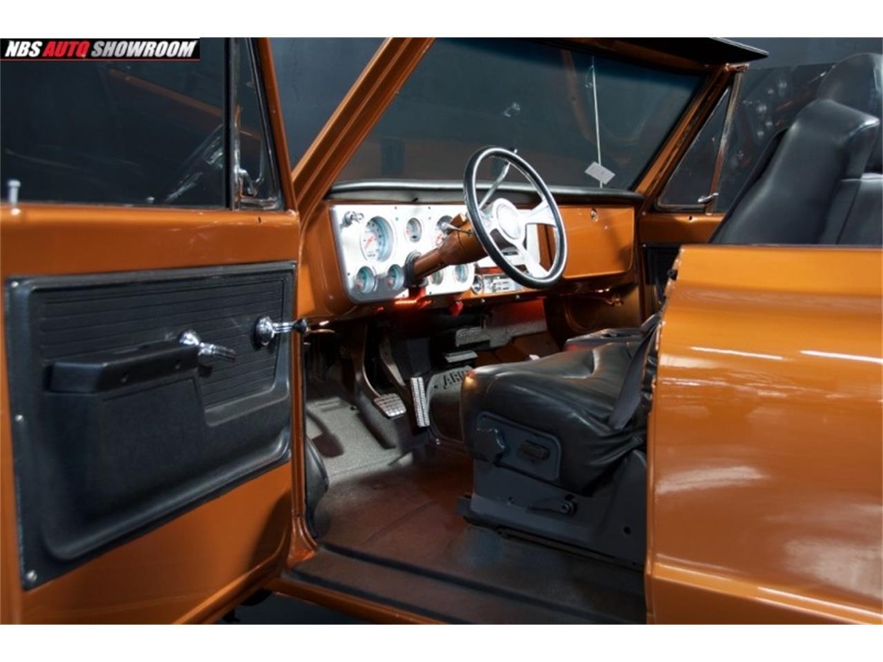 Large Picture of Classic 1970 Chevrolet Blazer - $55,250.00 - PR1D