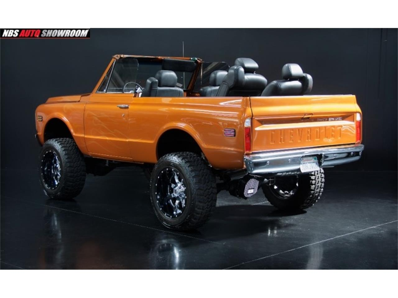 Large Picture of '70 Chevrolet Blazer - PR1D