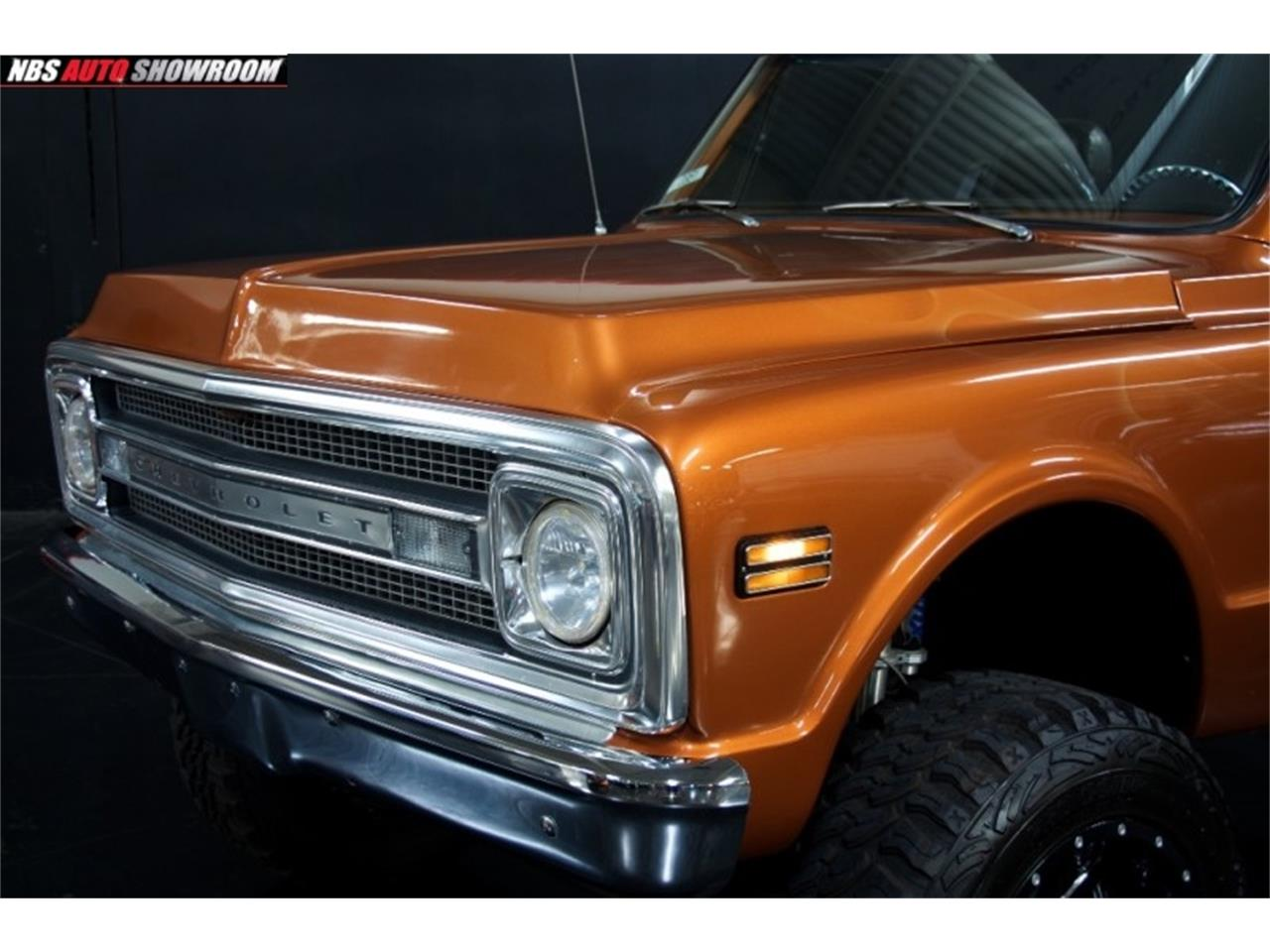 Large Picture of '70 Blazer located in Milpitas California - $55,250.00 Offered by NBS Auto Showroom - PR1D