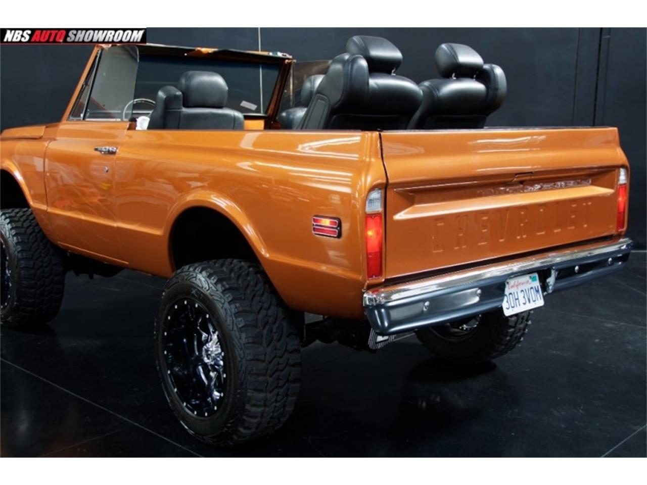 Large Picture of Classic '70 Blazer - $55,250.00 Offered by NBS Auto Showroom - PR1D