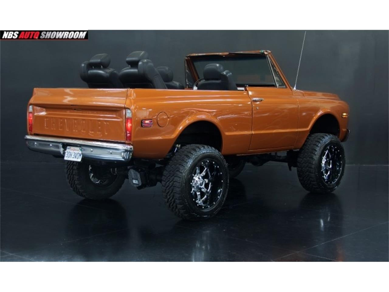 Large Picture of Classic '70 Chevrolet Blazer located in Milpitas California - $55,250.00 Offered by NBS Auto Showroom - PR1D