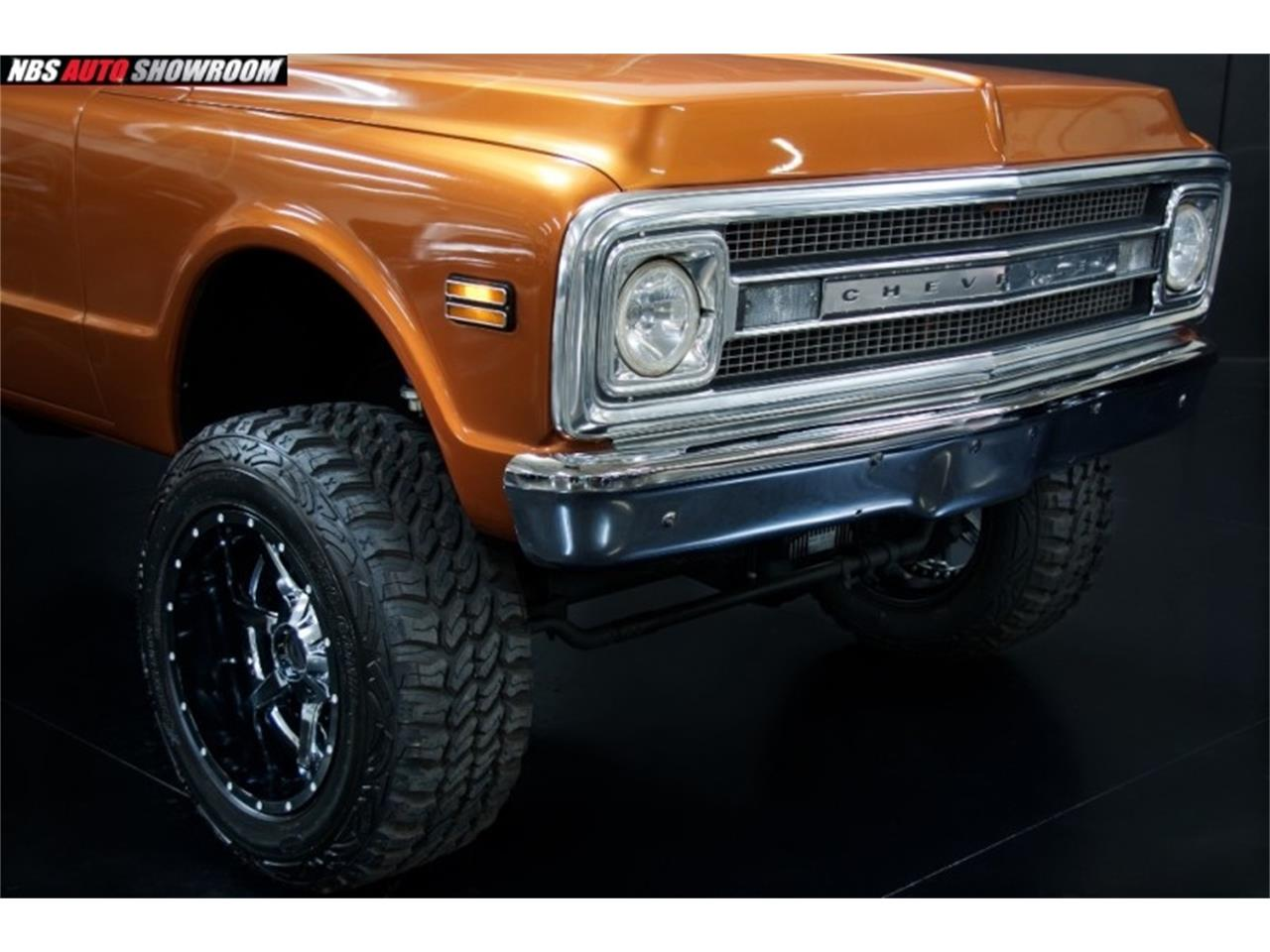 Large Picture of 1970 Chevrolet Blazer - $55,250.00 Offered by NBS Auto Showroom - PR1D