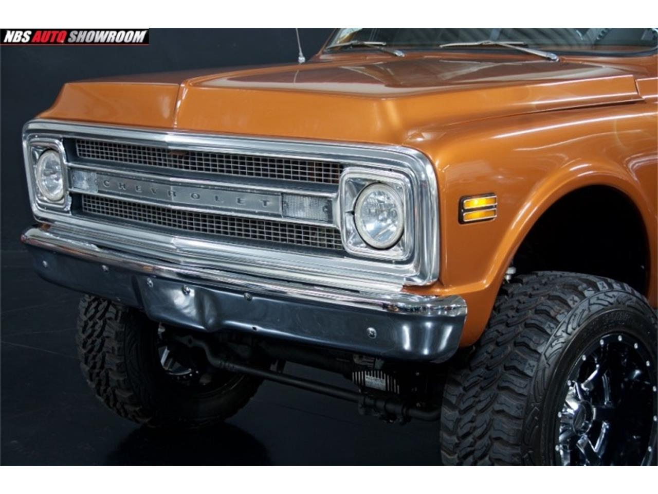 Large Picture of '70 Blazer Offered by NBS Auto Showroom - PR1D