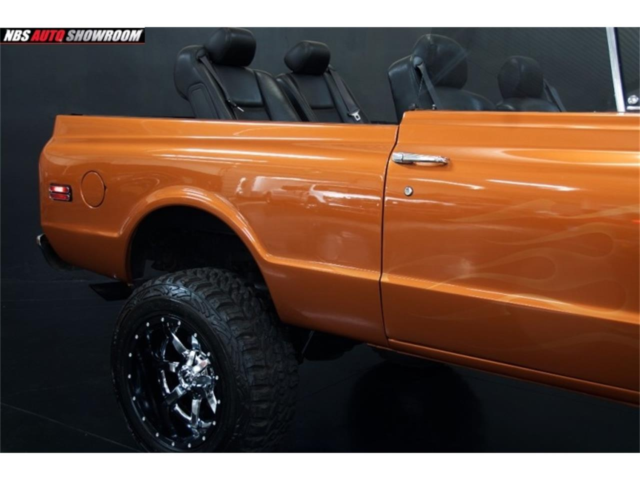 Large Picture of '70 Blazer - $55,250.00 Offered by NBS Auto Showroom - PR1D