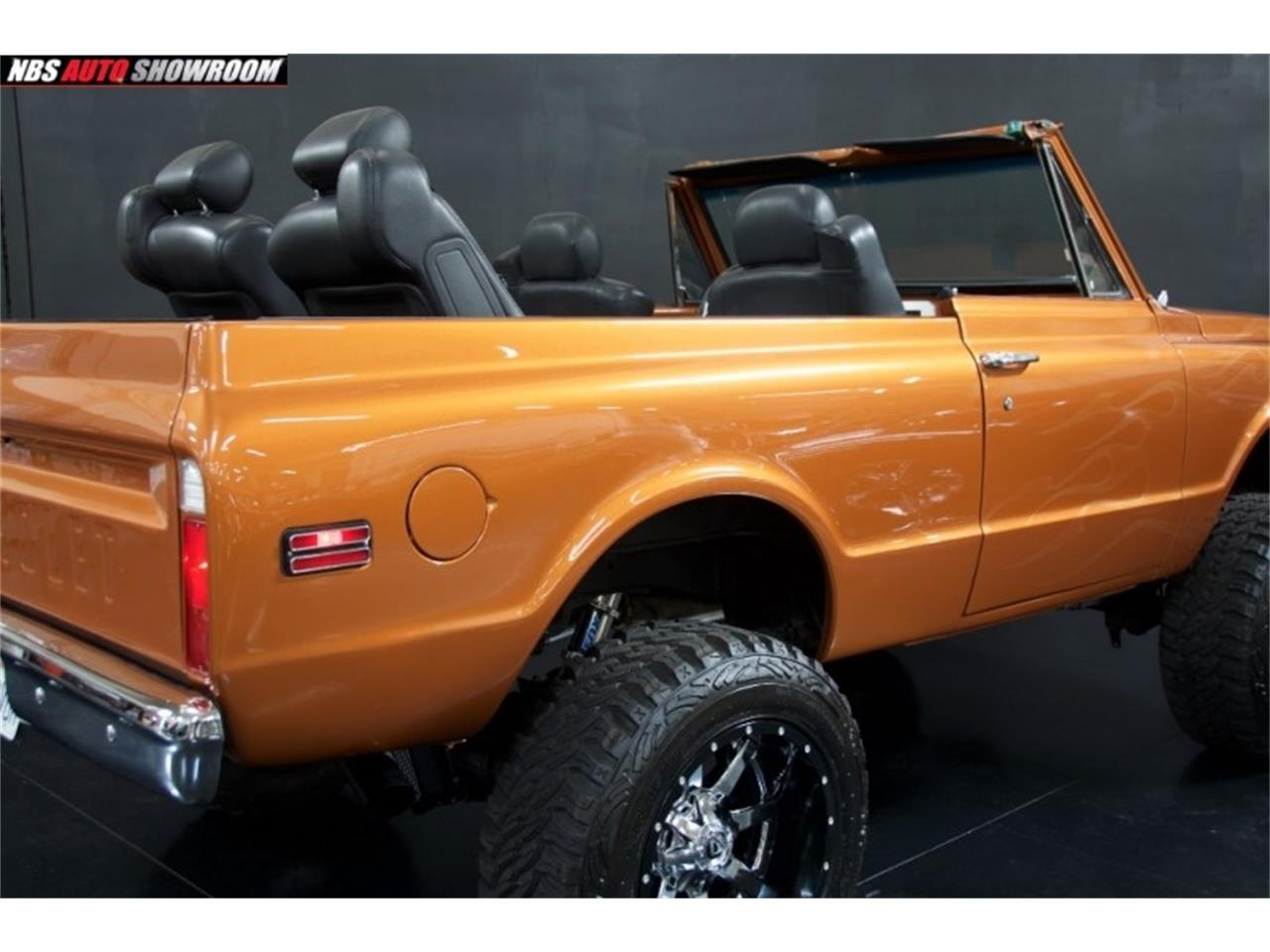 Large Picture of 1970 Chevrolet Blazer located in California - PR1D