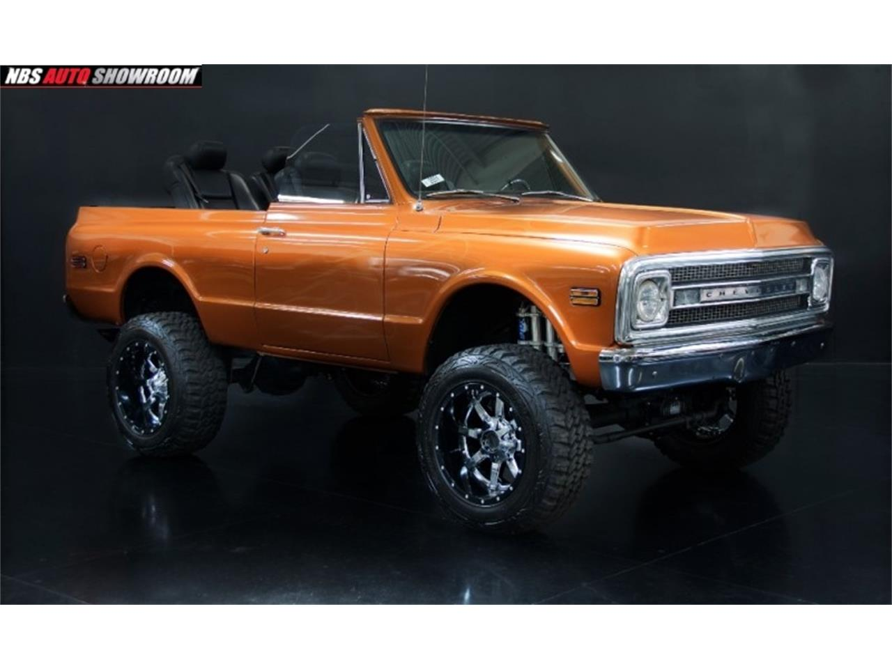 Large Picture of '70 Chevrolet Blazer Offered by NBS Auto Showroom - PR1D