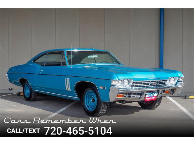 Picture of Classic 1968 Chevrolet Impala located in Englewood Colorado Offered by  - PR1J