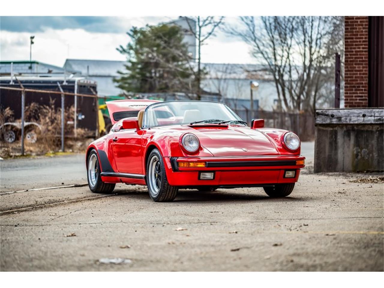 Porsche Of Wallingford >> 1989 Porsche 911 Speedster for Sale   ClassicCars.com   CC-1201487