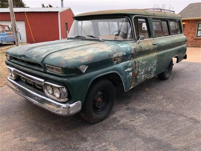 Picture of '62 GMC Suburban - $7,995.00 Offered by  - PR33