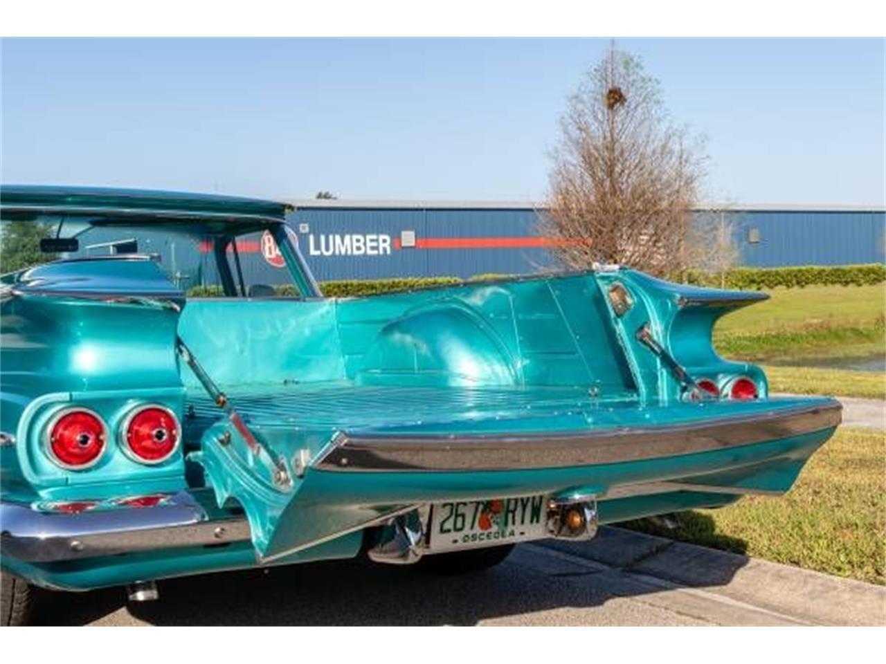 Large Picture of '60 El Camino - PR4B