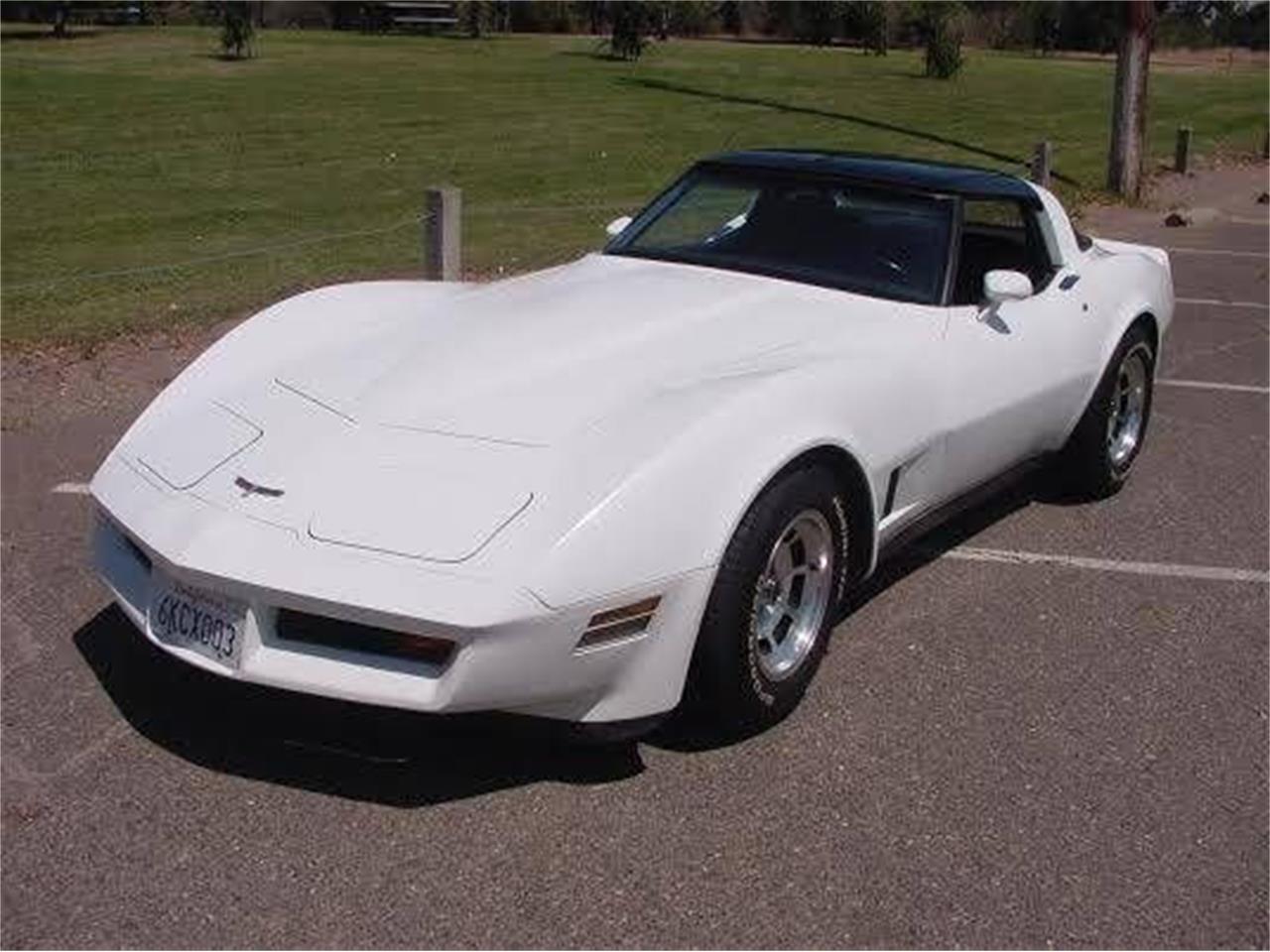 1980 Corvette For Sale >> For Sale 1980 Chevrolet Corvette In Cadillac Michigan