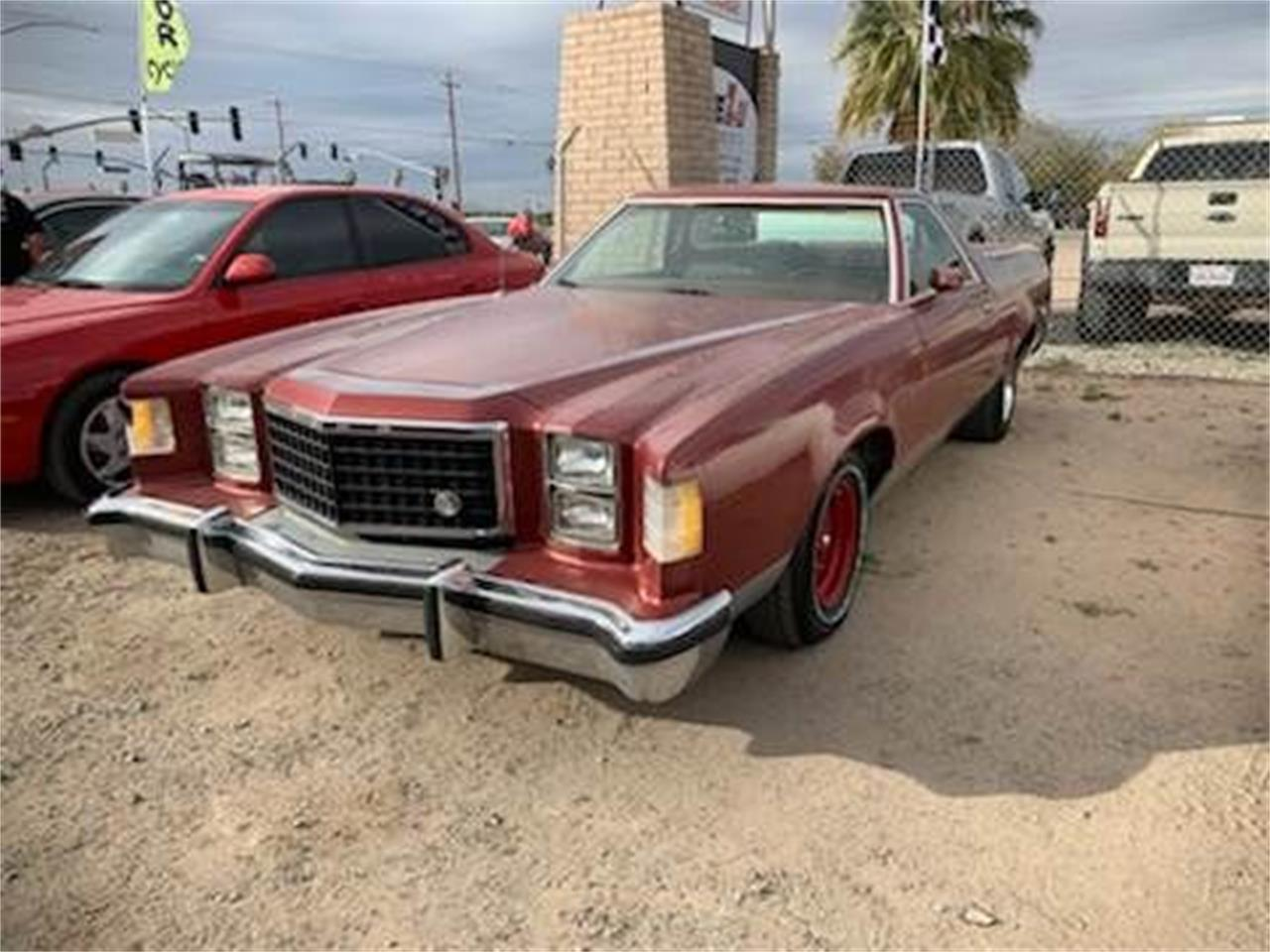 Large Picture of '77 Ranchero - PR4V