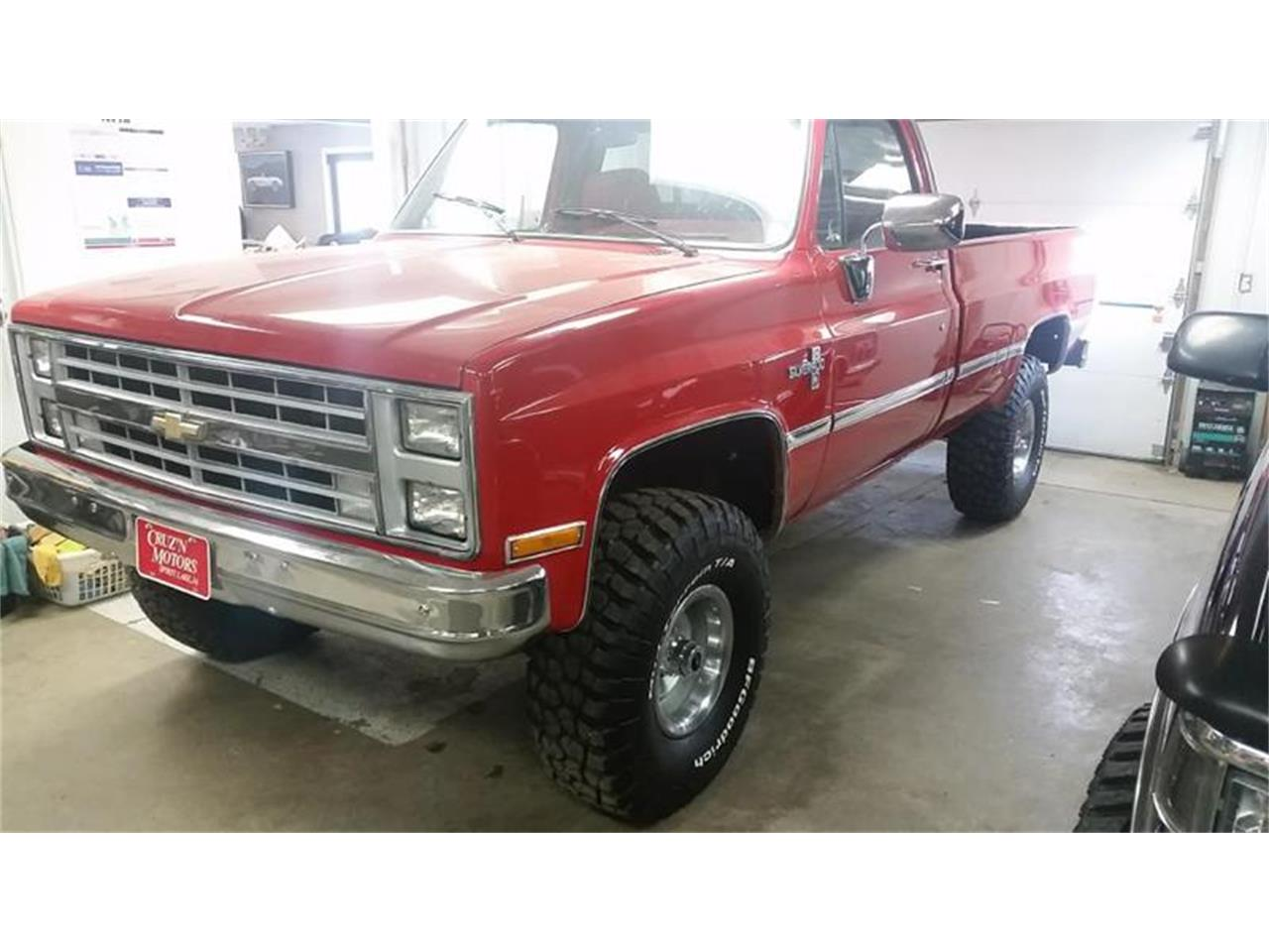 Large Picture of '85 Chevrolet C/K 10 - $20,995.00 - PR5N
