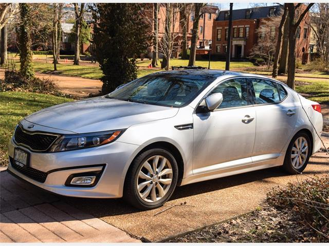 Picture of 2015 Optima Auction Vehicle - PQ1U