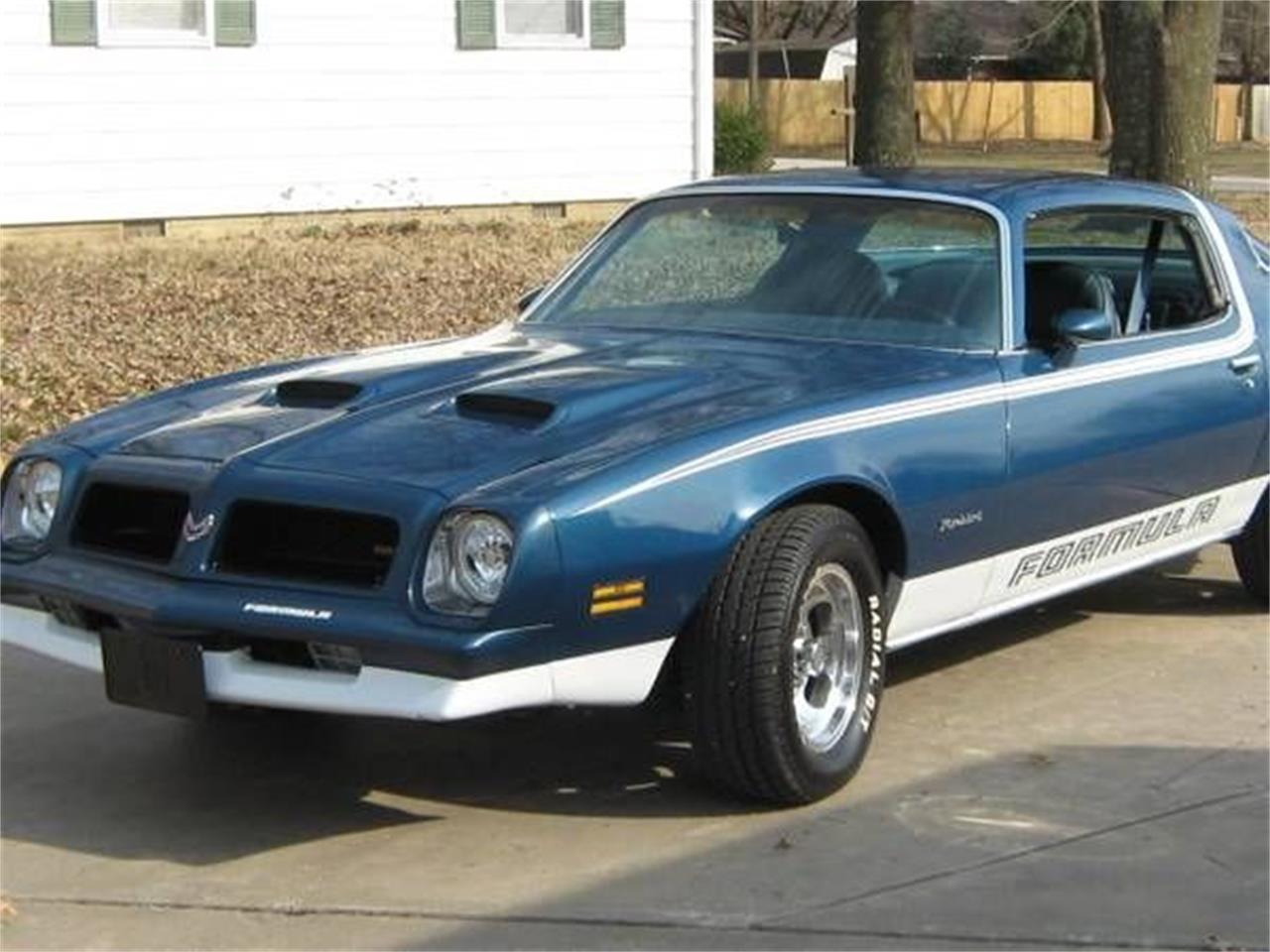 Large Picture of '76 Firebird - PR6O