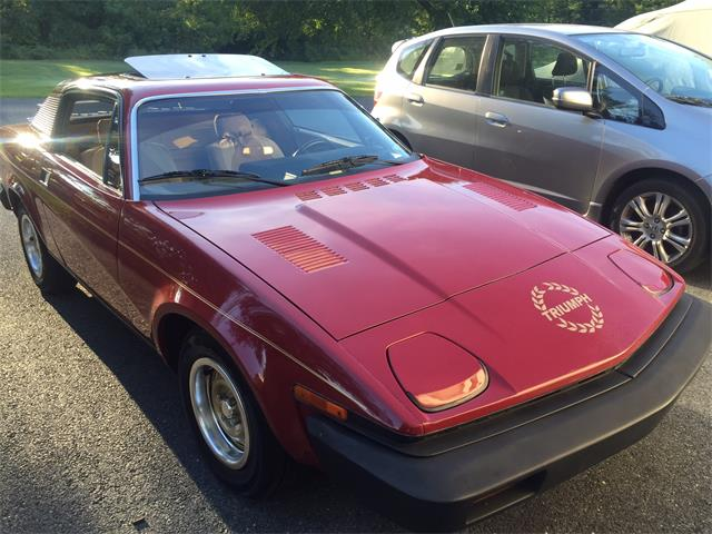 Picture of '79 TR7 - PR72