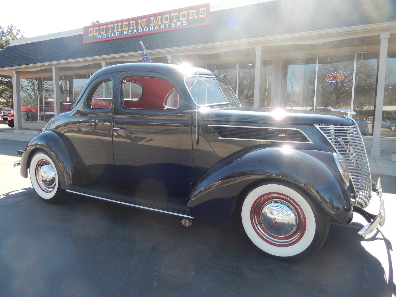Large Picture of '37 5-Window Coupe - PR74