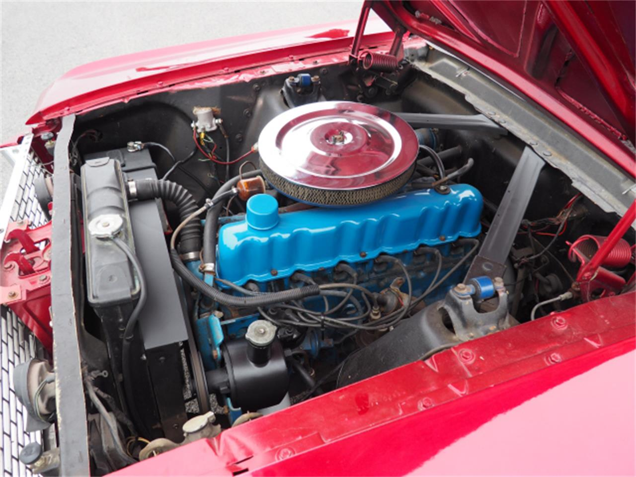 Large Picture of '66 Mustang - PQ1X
