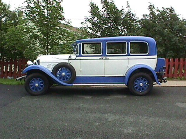 Picture of 1929 Sedan - PR7N