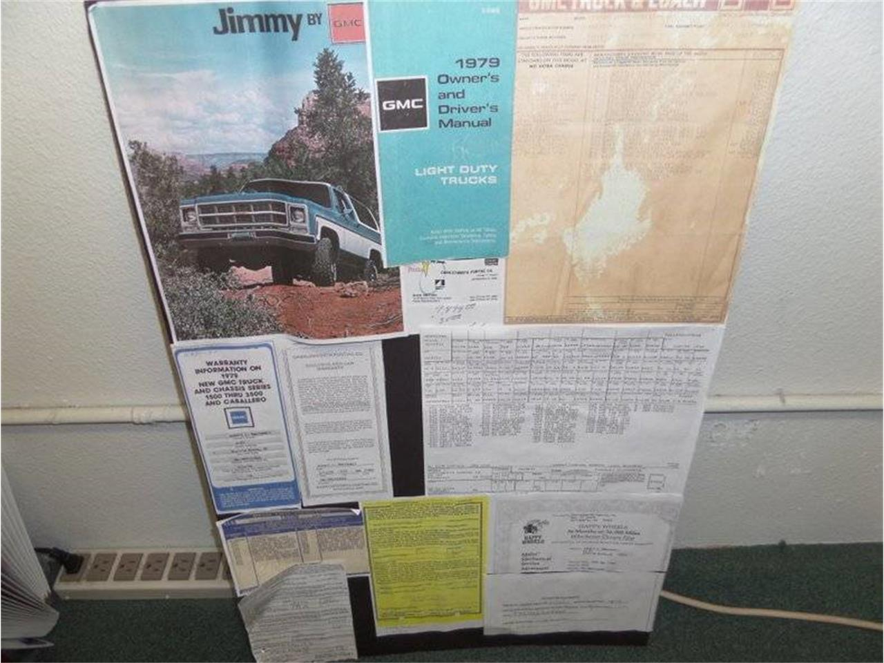 Large Picture of '79 Jimmy - PR81