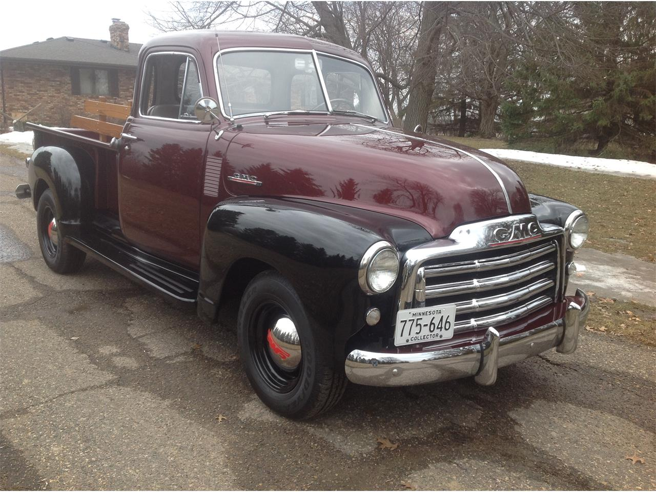 Large Picture of '51 Pickup - PR86