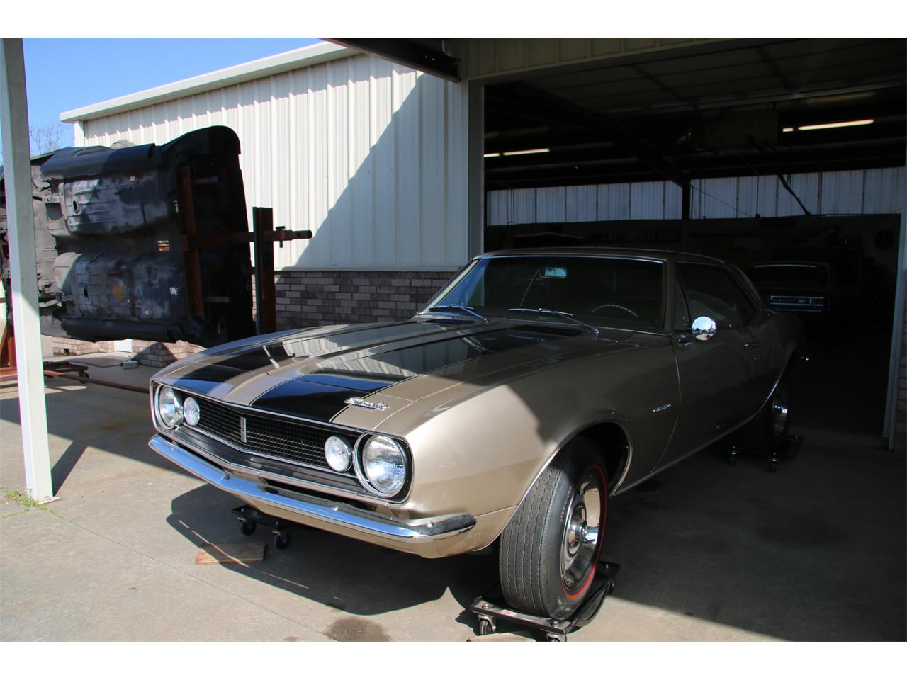 Large Picture of '67 Camaro Z28 - PR88
