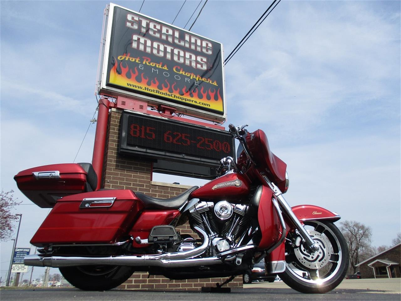 Large Picture of '05 Harley-Davidson Electra Glide located in Illinois - $9,500.00 - PR89