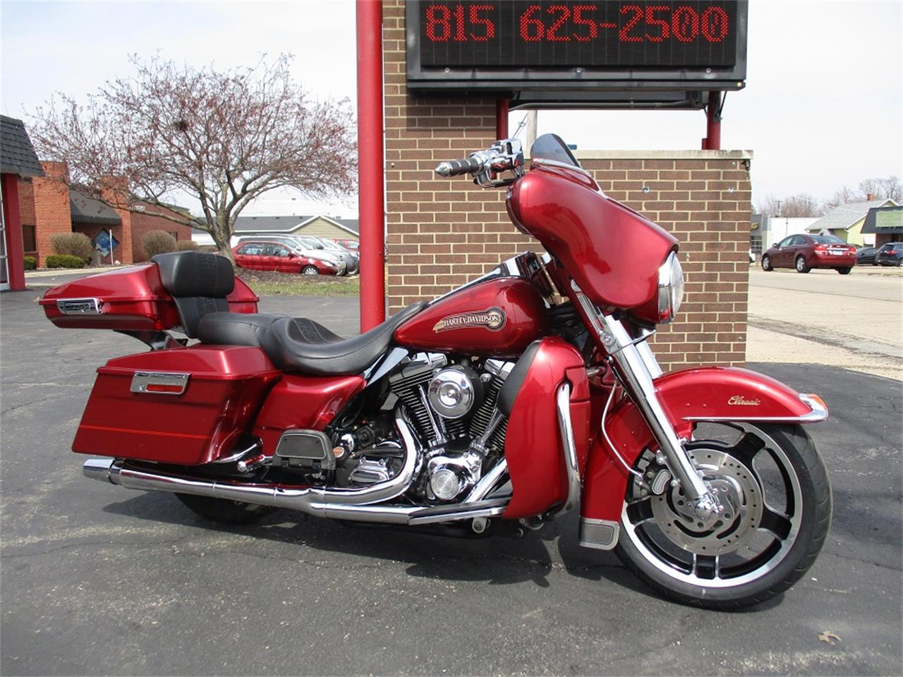 Large Picture of 2005 Electra Glide Offered by Sterling Motors Inc. - PR89
