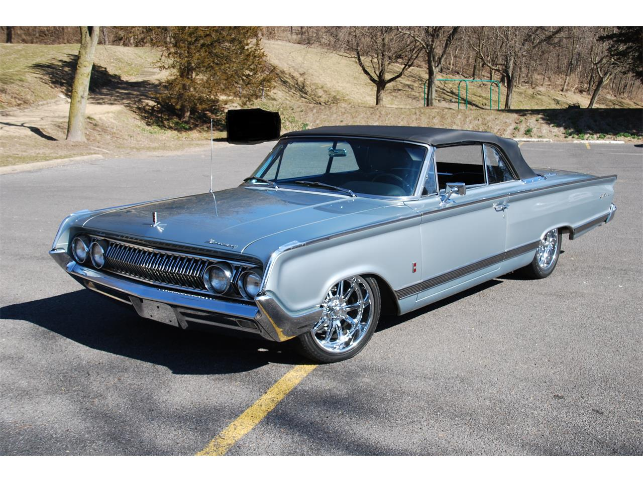 Large Picture of '64 Mercury Park Lane located in Illinois Offered by Uftring Auto Group - PR8D