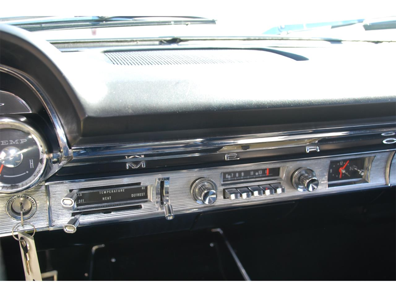 Large Picture of Classic 1964 Mercury Park Lane located in Illinois - $27,500.00 Offered by Uftring Auto Group - PR8D