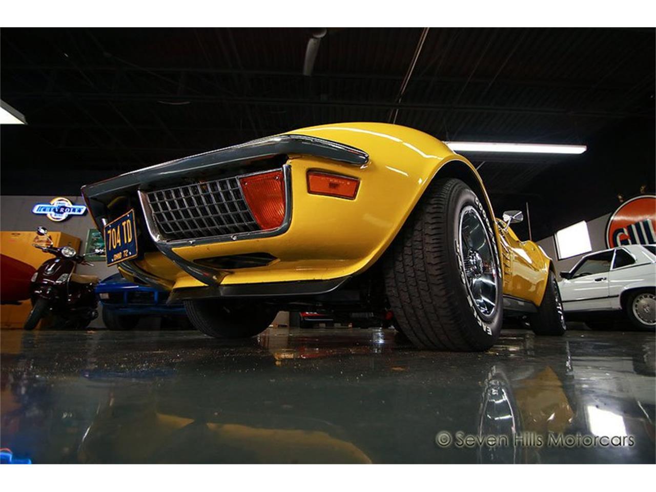 Large Picture of '72 Corvette - PR8G