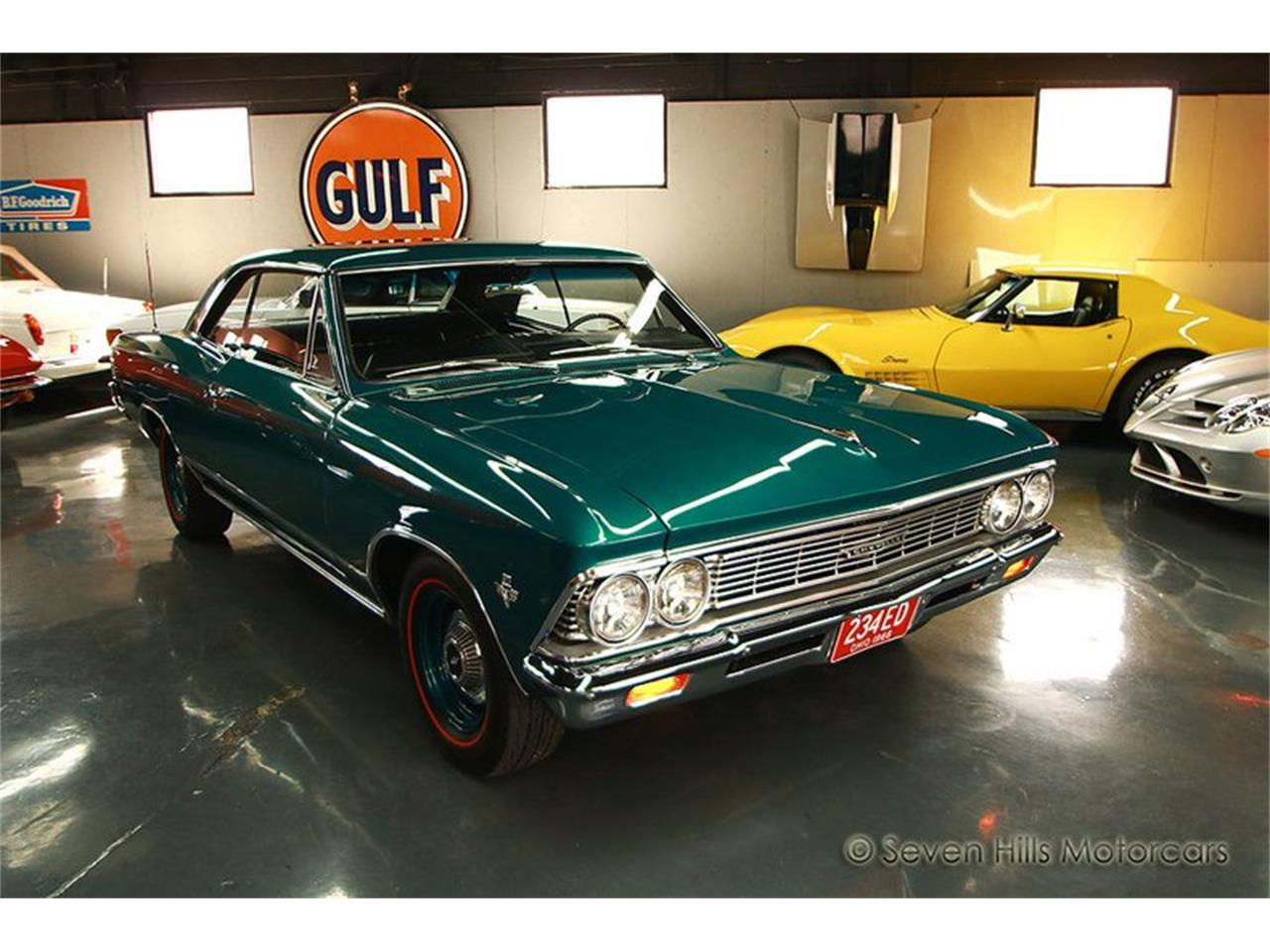Large Picture of '66 Malibu - PR8K