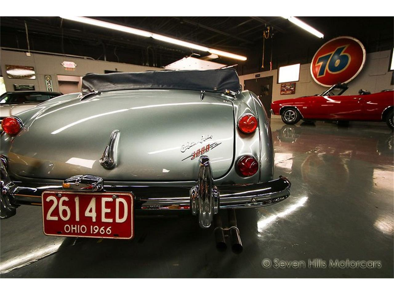 Large Picture of Classic '66 BJ8 Offered by Seven Hills Motorcars - PR8Y