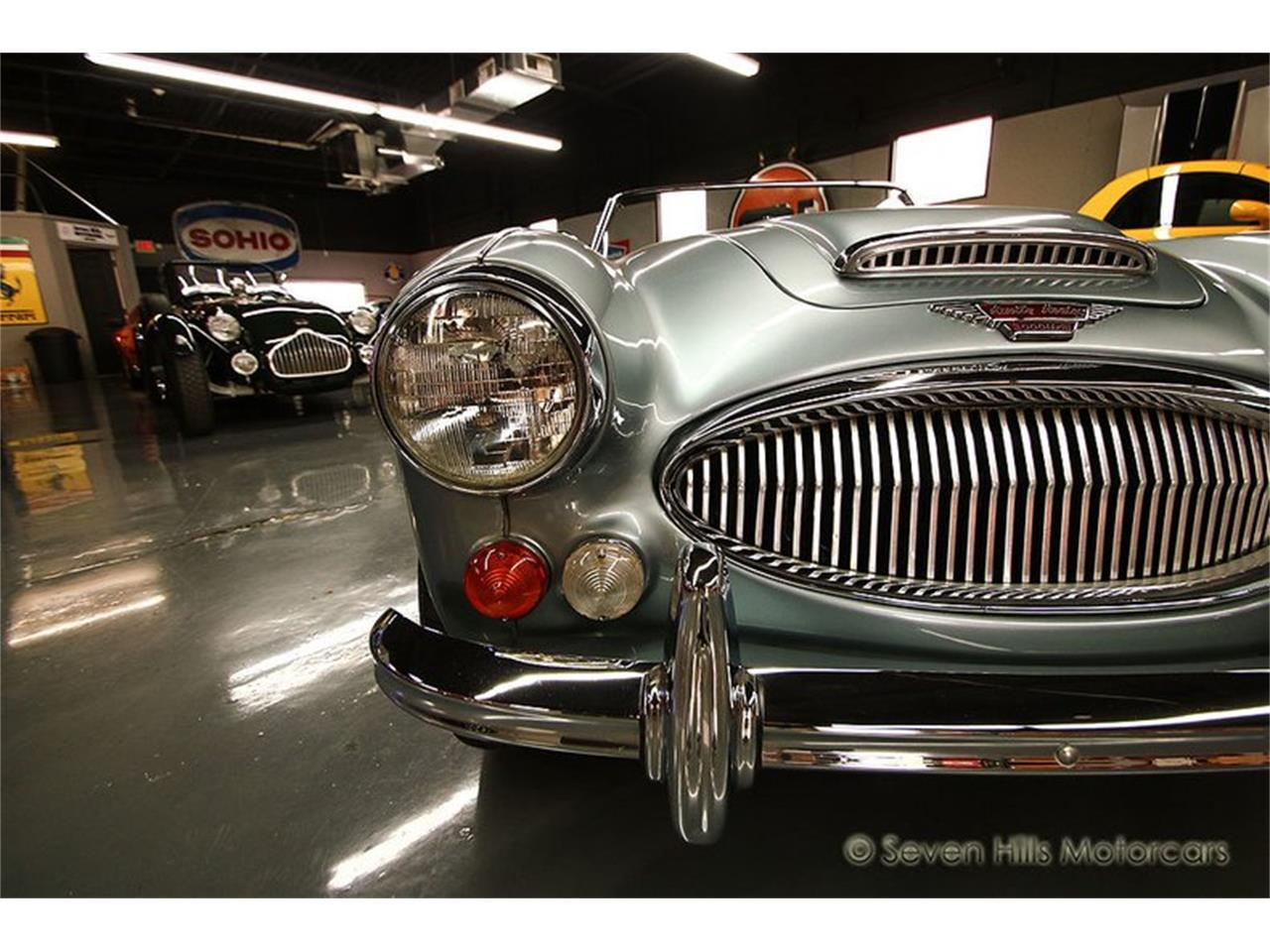 Large Picture of Classic '66 Austin-Healey BJ8 located in Ohio - $75,900.00 - PR8Y