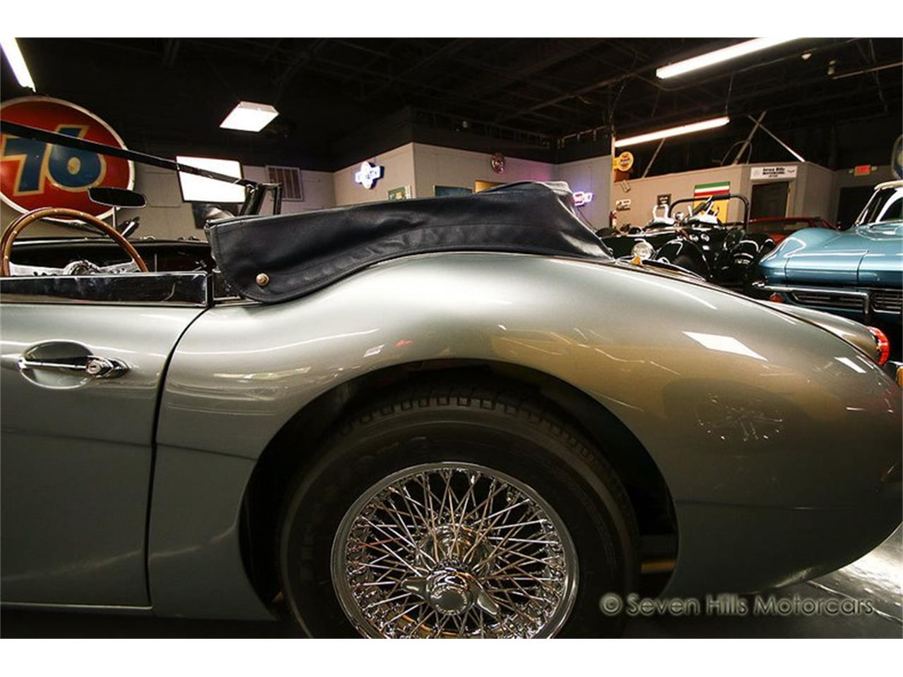Large Picture of Classic '66 Austin-Healey BJ8 located in Ohio - $75,900.00 Offered by Seven Hills Motorcars - PR8Y