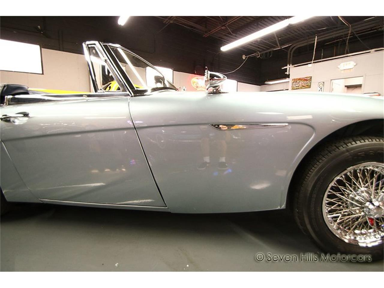 Large Picture of Classic '66 Austin-Healey BJ8 located in Ohio Offered by Seven Hills Motorcars - PR8Y