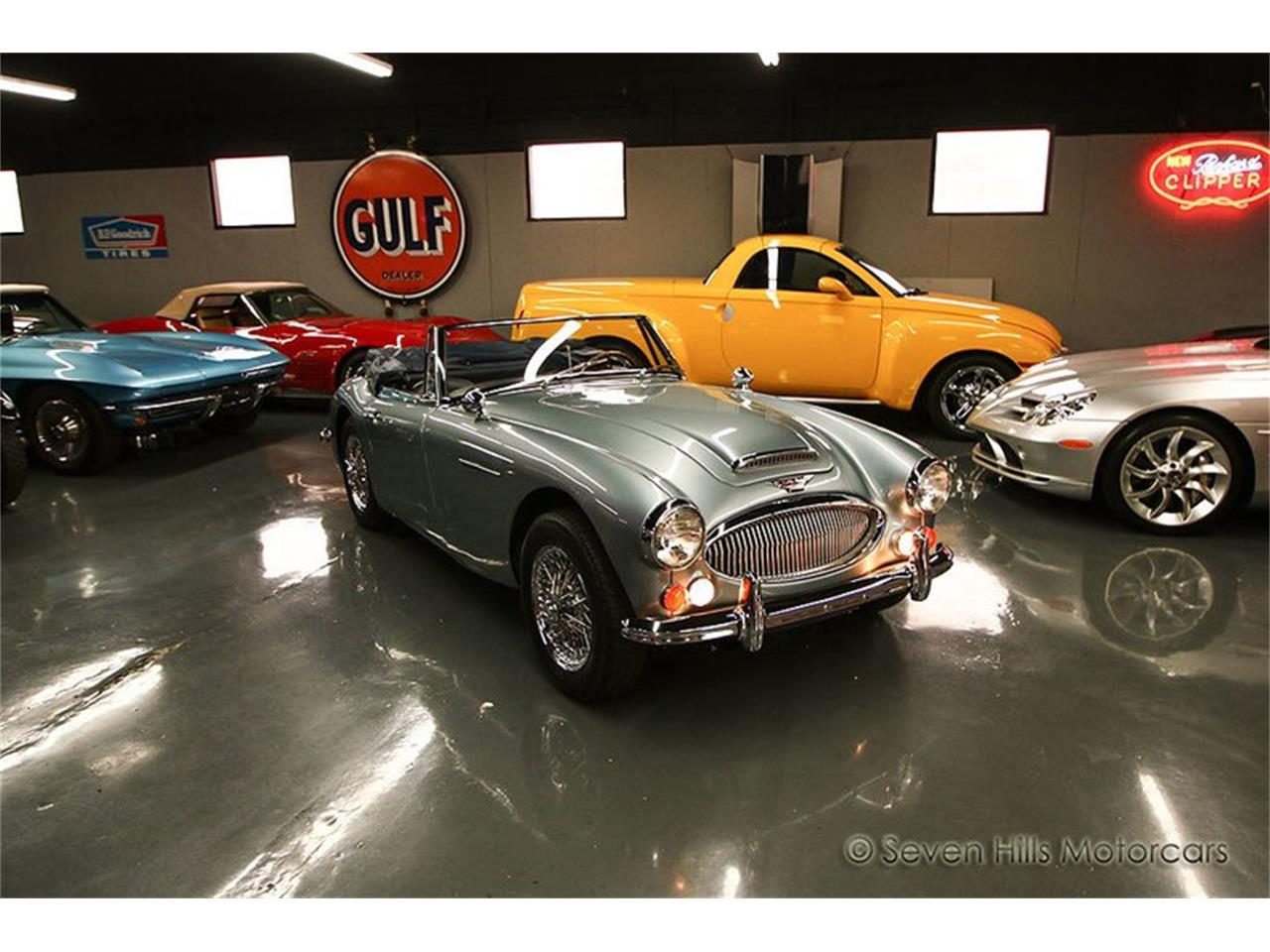 Large Picture of Classic '66 BJ8 - $75,900.00 - PR8Y