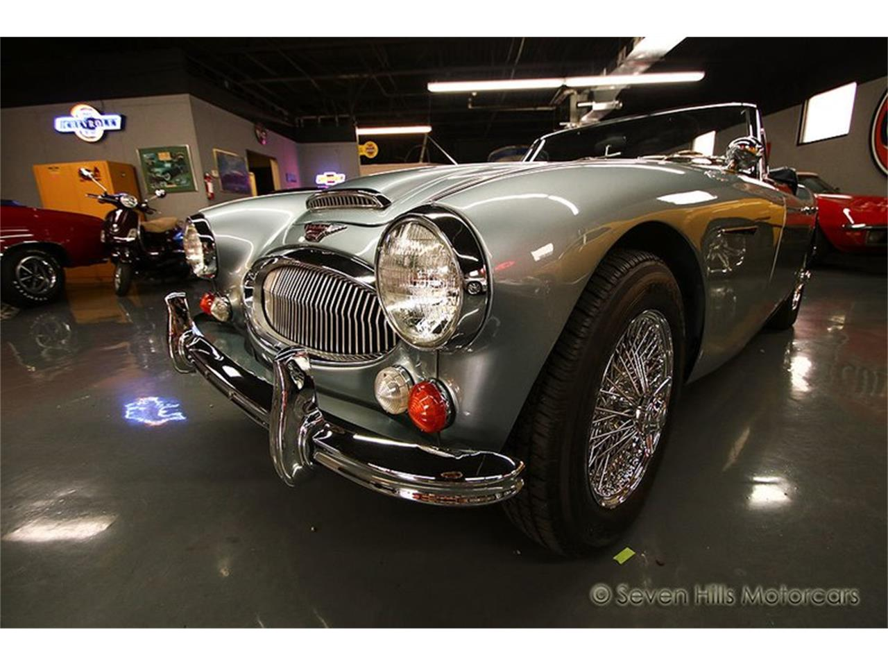 Large Picture of 1966 BJ8 located in Cincinnati Ohio Offered by Seven Hills Motorcars - PR8Y